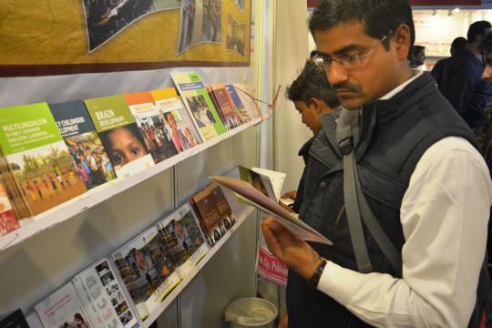 CECED, Ambedkar University Delhi at New Delhi World Book Fair 2016