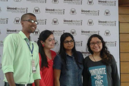 "CECED Film ""Exploring School Readiness"" screened at the 3rd Woodpecker International Film Festival & Forum, 2015"