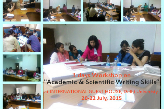 Academic & Scientific Writing Skills