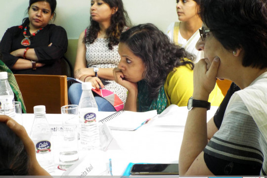 Consultation on developing a 'Certificate Course on Early Language and Literacy