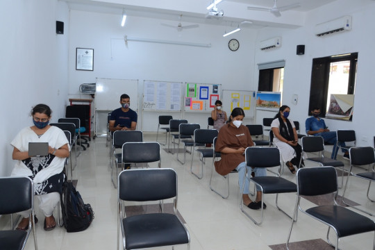 Vaccination Camp Lodhi Road Campus