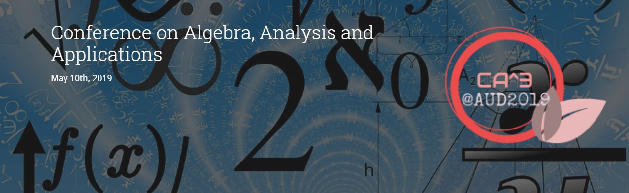Conference on Algebra, Analysis, and Applications