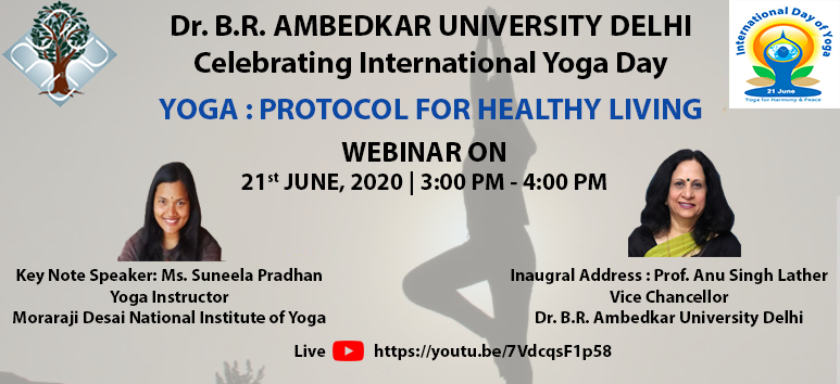 International Yoga Day 21st June 2020