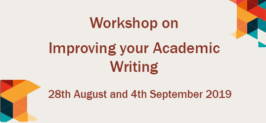 Improving your Academic Writing