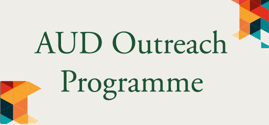 AUD Outreach Programme