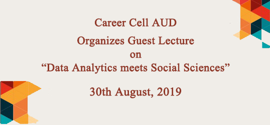 Data Analytics meets Social Sciences