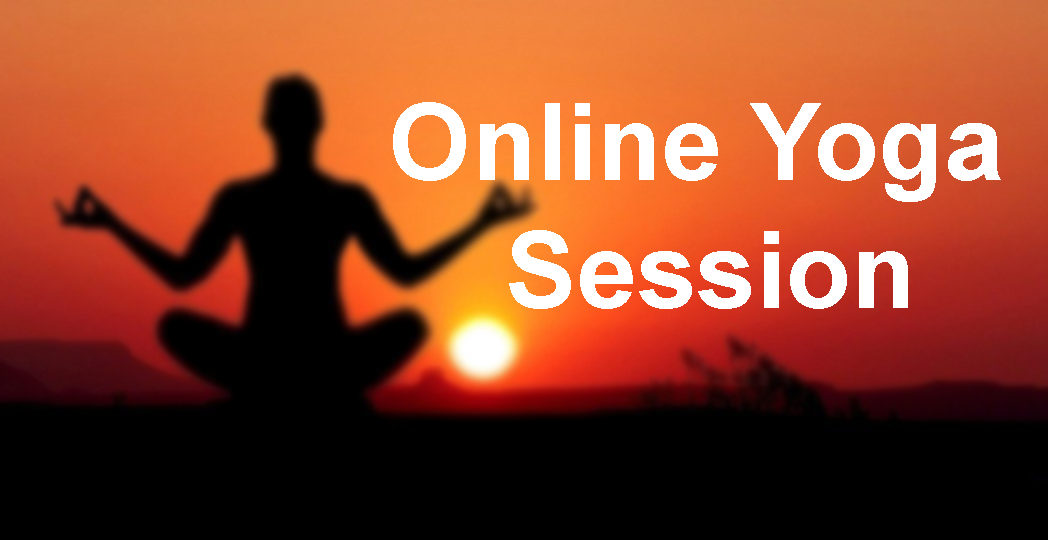Online daily Yoga Session