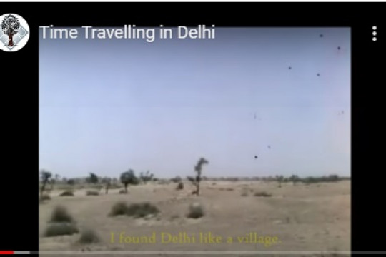 Documentation of Oral History of Delhi by Centre for Community Knowledge