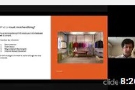 Extract of the webinar on Visual Merchandising Strategies