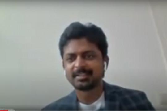 Webinar: Insights on Data Science & How to upskill during Covid19 by Vijay Pravin Maharajan