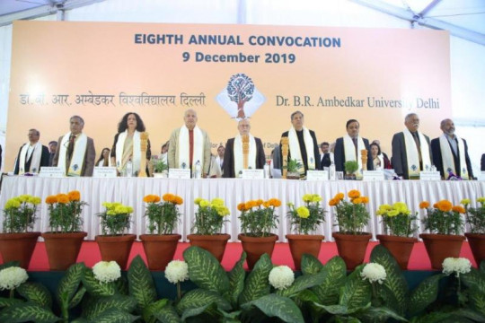 8th Annual Convocation