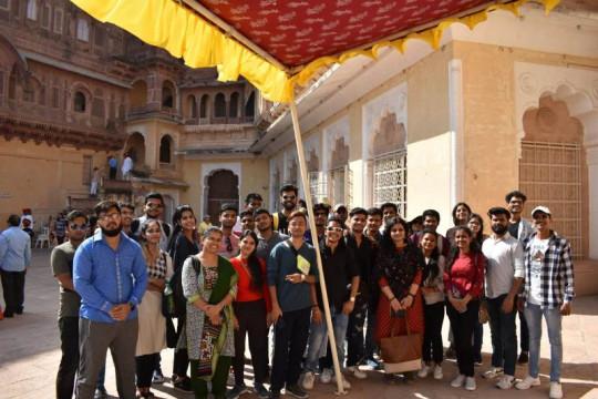 SUS Jodhpur Field Visit