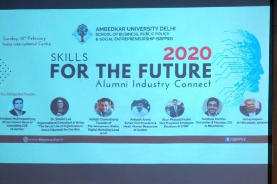 Alumni Industry connect 2020