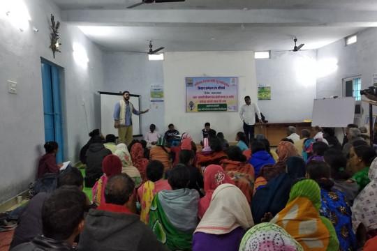 Brood Lac Workshop, Charama, Chhattisgarh