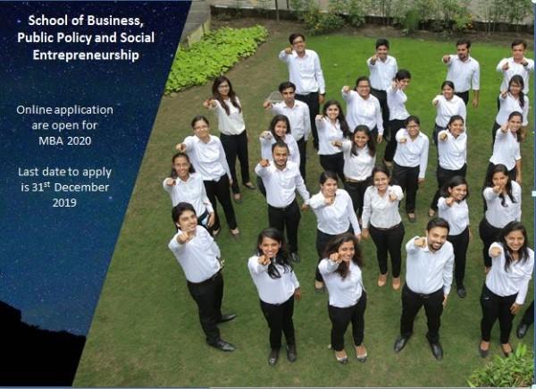 MBA Admission 2020-22